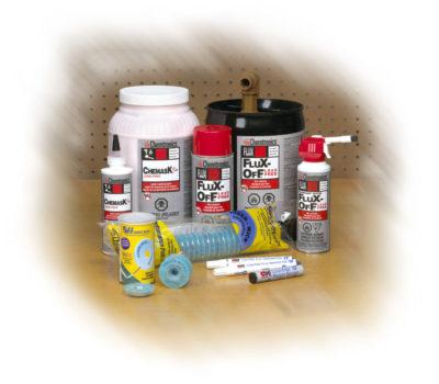 ITW Chemtronics® Sprays und Reparaturhilfsmittel für die Elektronik