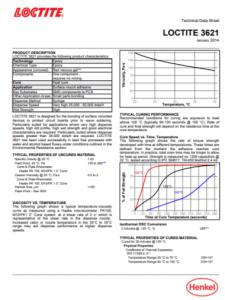 """""""Technical Data Sheet"""""""