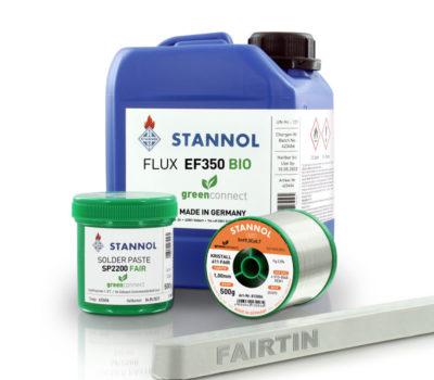 Stannol® Lotdrähte, Flussmittel, Barrenlote und Hilfsmittel