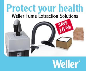 Weller Filtration Promotion 2021