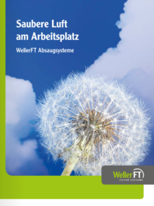"""""""Saubere Luft am Arbeitsplatz"""""""