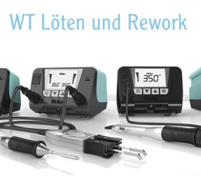 Weller® Löt- / Entlötsysteme und Lötrauchabsaugungen