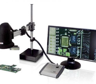 HD-Inspektionssysteme + Mikroskope